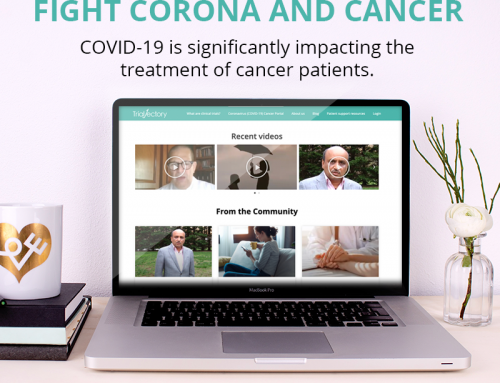 NEW Portal for Fighting Corona AND Cancer!