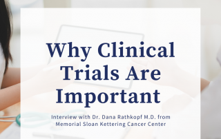 Why clinical trials are important