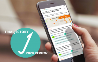 TRIALJECTORY 2020 REVIEW Cancer Patient Empowerment